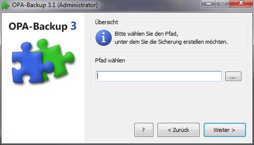 OPA Backup 3