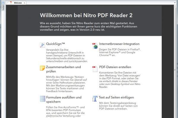 Nitro PDF Reader 2