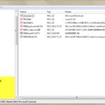 Registry Eintrag Outlook
